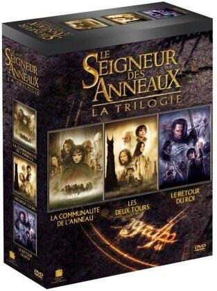 Le seigneur des anneaux - La Trilogie (3 DVD)