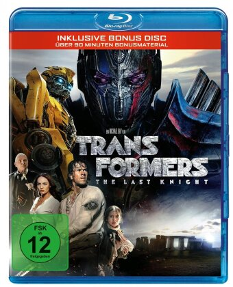 Transformers 5 - The Last Knight (2017) (2 Blu-rays)