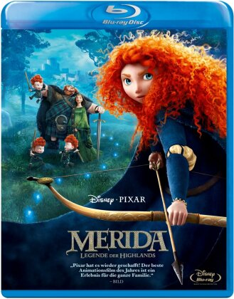 Merida - Legende der Highlands (2012)