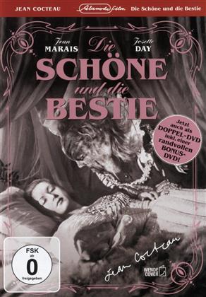 Die Schöne und die Bestie (1945) (s/w, 2 DVDs)