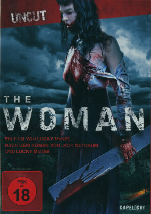 The Woman (2011) (Uncut)