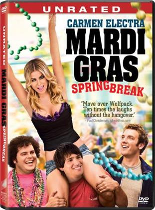 Mardi Gras - Spring Break (Unrated)