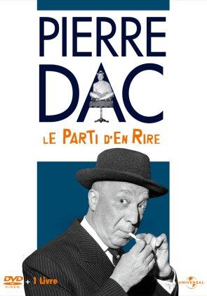 Pierre Dac - Le parti d'en rire (Collector's Edition, DVD + Buch)