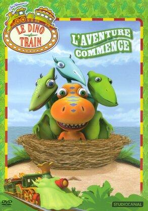 Le Dino Train - Saison 1 Vol. 1 - L'aventure commence