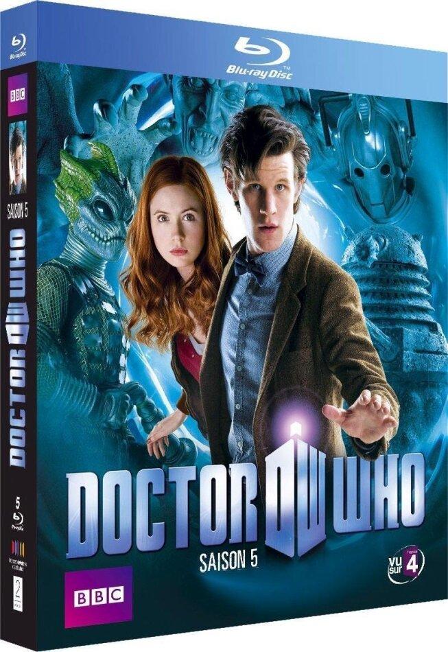 Doctor Who - Saison 5 (5 Blu-rays)