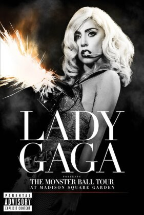 Lady Gaga - The Monster Ball Tour at Madison Square Garden