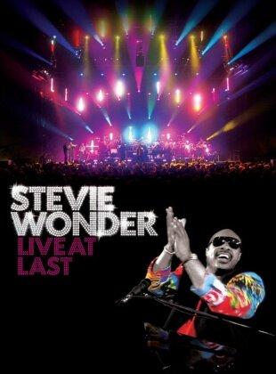 Wonder Stevie - Live at Last