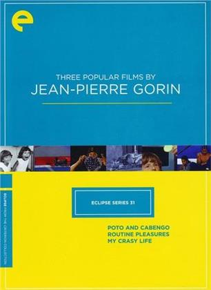 Three Popular Films by Jean-Pierre Gorin - Eclipse Series 31 (Criterion Collection, 3 DVD)