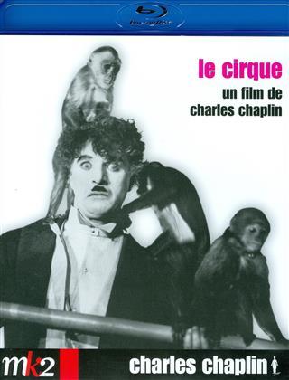 Charles Chaplin - Le cirque (1928) (n/b)