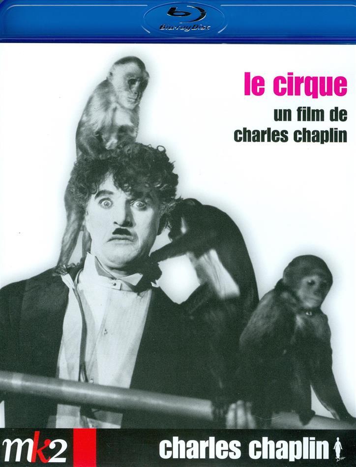 Charles Chaplin - Le cirque (1928) (s/w)