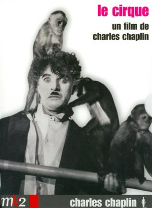 Charles Chaplin - Le cirque (1928) (MK2, b/w, Collector's Edition, 2 DVDs)