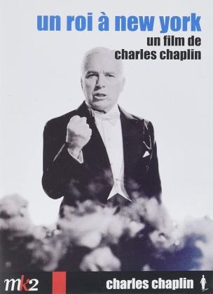 Charlie Chaplin - Un roi à New York (1957) (MK2, s/w, Collector's Edition)