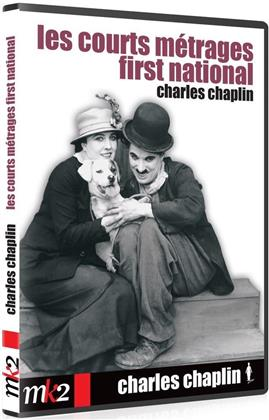 Charles Chaplin - Les courts métrages first national Charles Chaplin (MK2, n/b, 2 DVD)