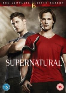 Supernatural - Season 6 (6 DVD)