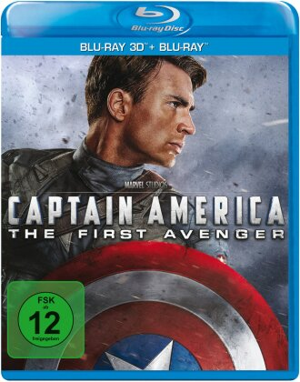 Captain America - The First Avenger (2011)