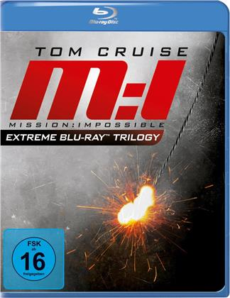 Mission Impossible - Extreme Trilogie (3 Blu-rays)
