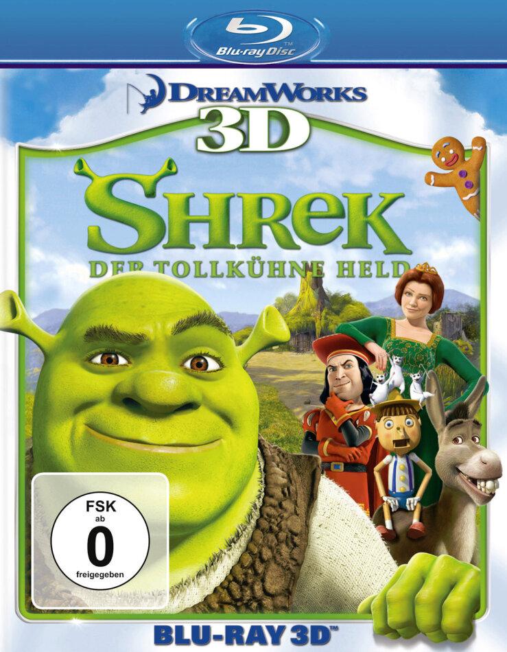 Shrek - Der tollkühne Held (2001)