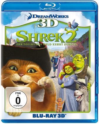 Shrek 2 - Der tollkühne Held kehrt zurück (2004)