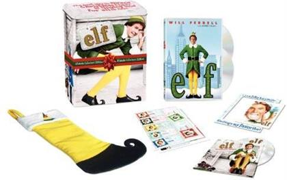 Elf (2003) (Ultimate Collector's Edition, DVD + CD)