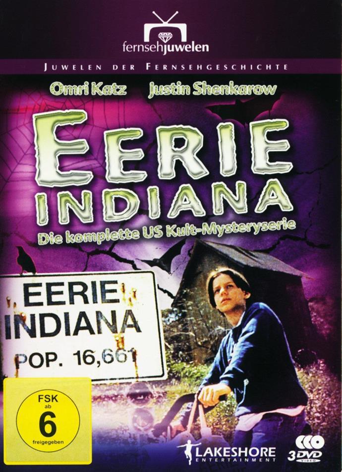 Eerie Indiana - Die komplette Serie (3 DVD)
