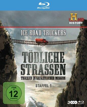 Ice Road Truckers: Tödliche Strassen - Staffel 1 (3 Blu-rays)