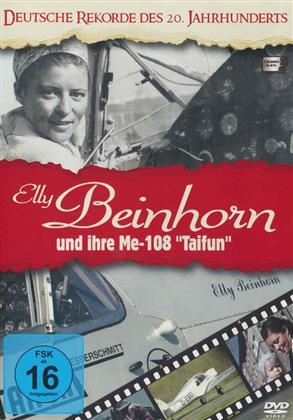 Elly Beinhorn - und ihre Me-108 Taifun