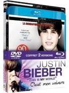 Justin Bieber - C'est mon univers - Biographie non autorisée (Blu-ray + DVD)
