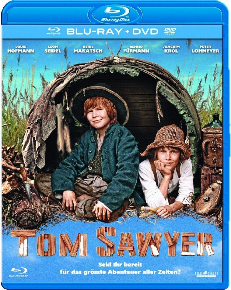 Tom Sawyer (2011) (Blu-ray + DVD)