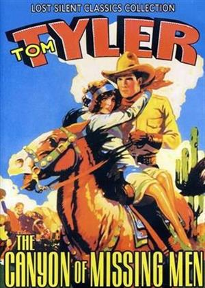 The Canyon of Missing Men (1926) (s/w)