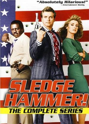 Sledge Hammer - The Complete Series (5 DVDs)