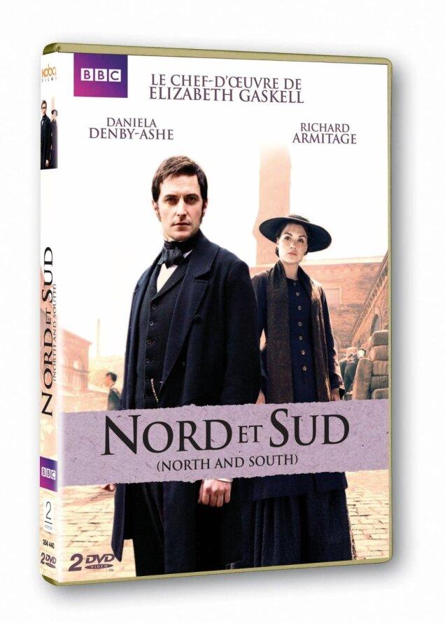 Nord et Sud (2004) (BBC, 2 DVD)