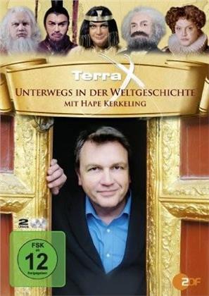 Terra X - Unterwegs in der Weltgeschichte mit Hape Kerkeling (2 DVDs)