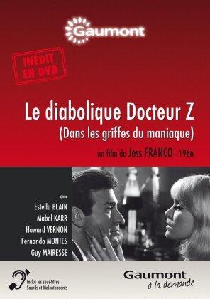 Le diabolique Docteur Z (1966) (Collection Gaumont à la demande, s/w)