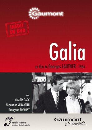 Galia (1966) (Collection Gaumont à la demande, s/w)