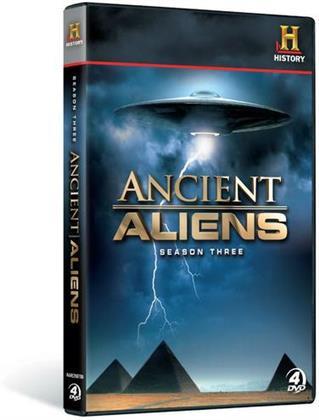 Ancient Aliens - Season 3 (4 DVDs)