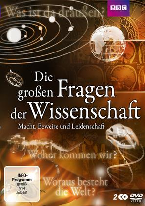 Die grossen Fragen der Wissenschaft (BBC, 2 DVDs)