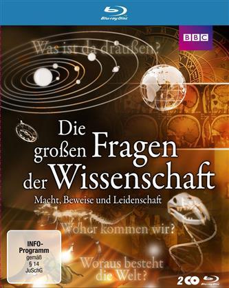 Die grossen Fragen der Wissenschaft (BBC, 2 Blu-rays)