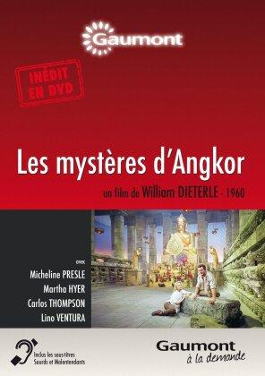 Les mystères d'Angkor (1960) (Collection Gaumont à la demande)