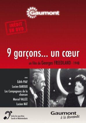 9 garçons...un coeur (1948) (Collection Gaumont à la demande, s/w)