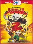 Kung Fu Panda 2 (2011) (Blu-ray 3D + Blu-ray)