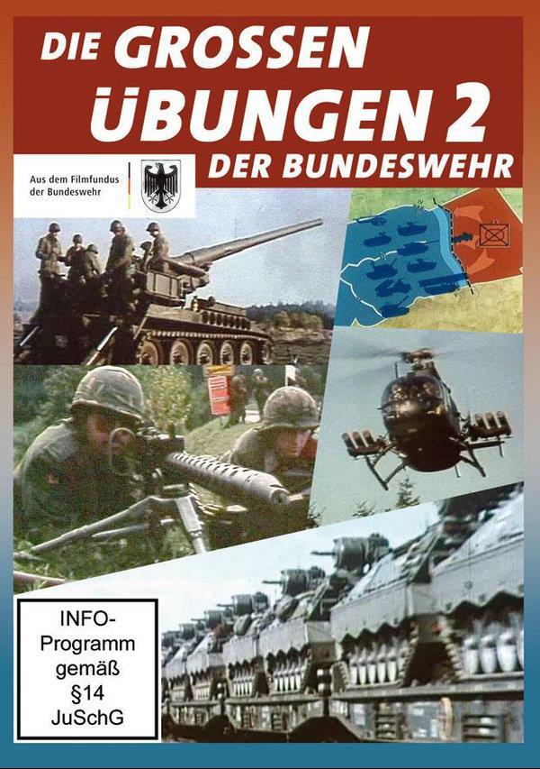 Die grossen Übungen der Bundeswehr 2