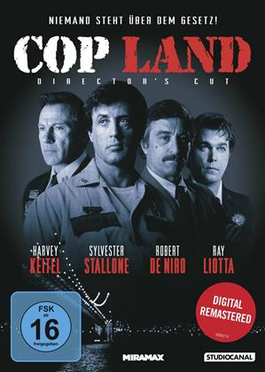 Cop Land (1997) (Director's Cut, Remastered)