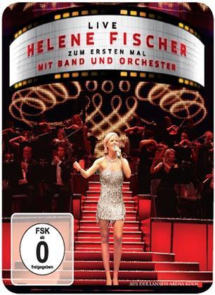 Helene Fischer - Live - Zum ersten Mal mit Band und Orchester