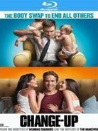 The Change-Up (2011) (Blu-ray + DVD)