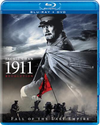 1911 Revolution - Fall of the Last Empire (2011) (Blu-ray + DVD)
