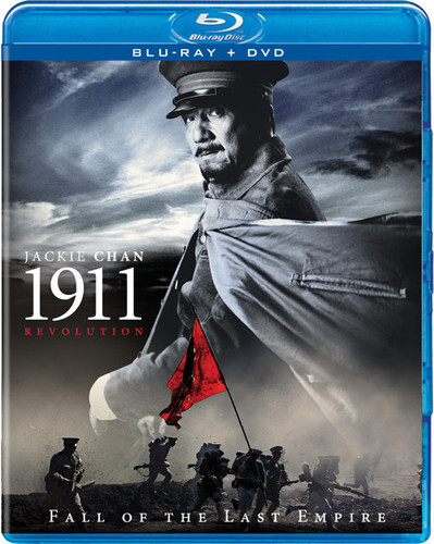1911 Revolution - Fall of the Last Empire (2011) (Blu-ray + DVD)