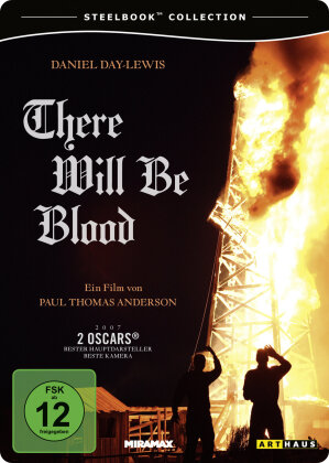 There will be Blood (2007) (Arthaus, Steelbook)