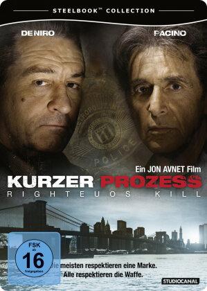 Kurzer Prozess (2008) (Steelbook)