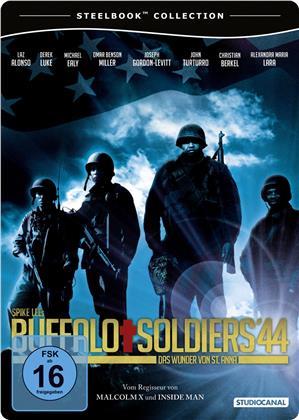 Buffalo Soldiers '44 - Das Wunder von St. Anna (2008) (Steelbook)
