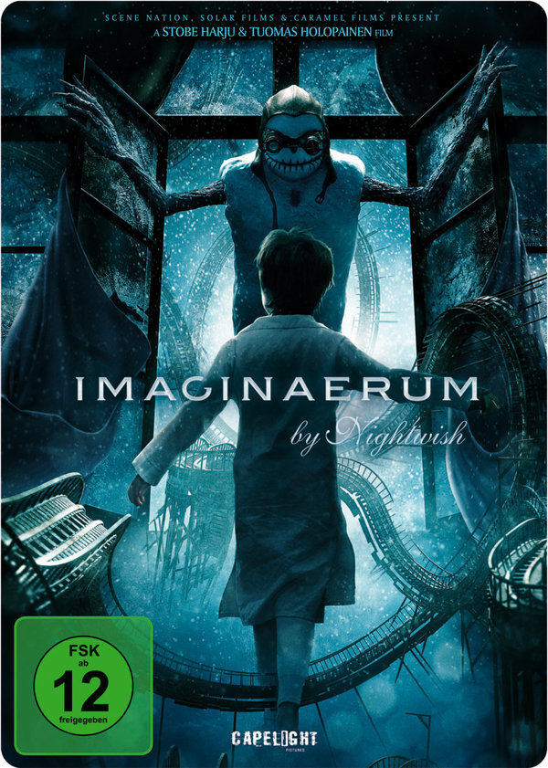 Imaginaerum by Nightwish (2012) (Limited Edition, Steelbook)